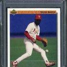 1992 Upper Deck #716 OZZIE SMITH Card PSA 10 Cardinals