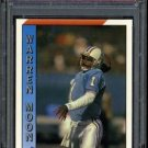 1991 Pacific #181 WARREN MOON PSA 10 Houston Oilers