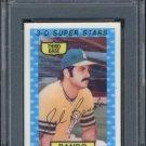 1974 Kellogg's #51 SAL BANDO Card PSA 10 Oakland A's