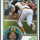 1983 Topps #782 TONY GWYNN RC, Padres, HOF