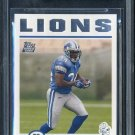 2004 Topps #330 KEVIN JONES RC BGS 9.5 Lions