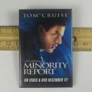 2002 Minority Report TOM CRUISE Promo Pinback Pin