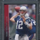 2009 Upper Deck 20th Anniversary TOM BRADY Card PSA 10