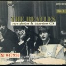 The Beatles Rare Photos & Interviews UK Import CD