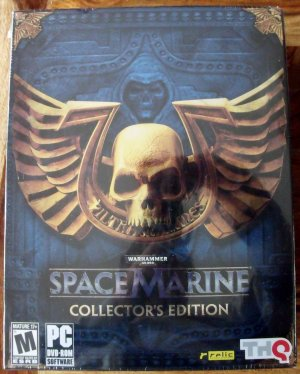 Warhammer 40K Space Marine Special Edition PC