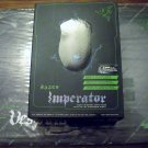 Razer Imperiator 4G Gaming Mouse and Razer Vespula Mouse Mat