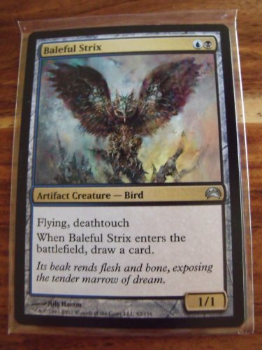 Baleful Strix, Planechase, NM  Magic the Gathering