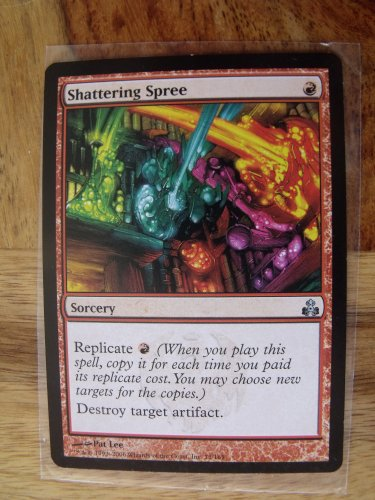 Shattering Spree, Guildpact, NM  Magic the Gathering