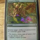 FOIL Nature's Claim, Conspiracy, NM   Magic the Gathering