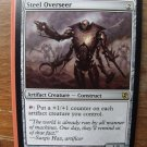 Steel Overseer,  Elspeth vs. Tezzeret, NM     Magic the Gathering
