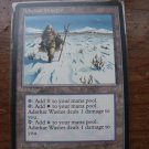 Adarkar Wastes, Ice Age, VF+  Magic the Gathering