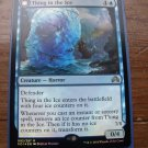 FOIL Thing in the Ice, Shadows Over Innistrad, NM  MTG