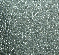Clearance Silver Glass Metallic Tiny Marbles