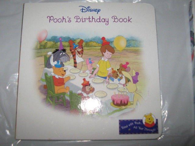 Set of 3 Disney Pooh Reading Books