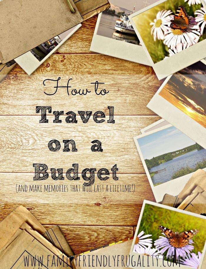 Travel On A Budget eBook on CD Printable