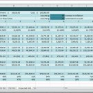 Real Estate Rental Property Investment Spreadsheet on CD