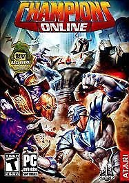 Champions Online PC Game - RPG - NEW