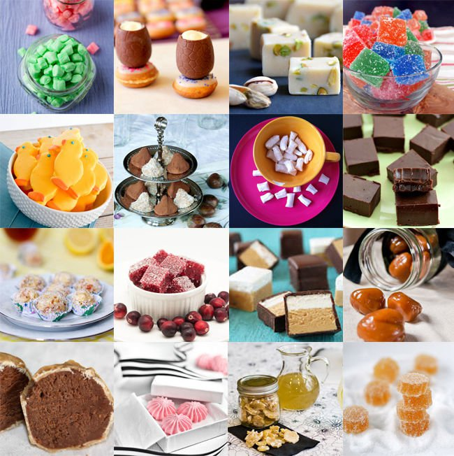 HOLIDAY CANDY & FUDGE Recipes Cookbook eBook on CD