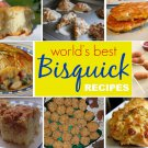 242 Bisquick Mix Recipes eBook on CD Printable
