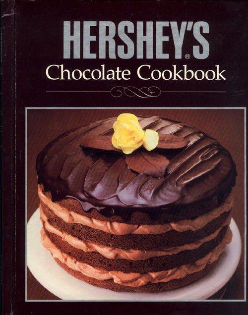 HERSHEY�S CHOCOLATE Cookbook eBook  on CD Printable