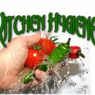 Hygiene in the Kitchen eBook on CD Printable