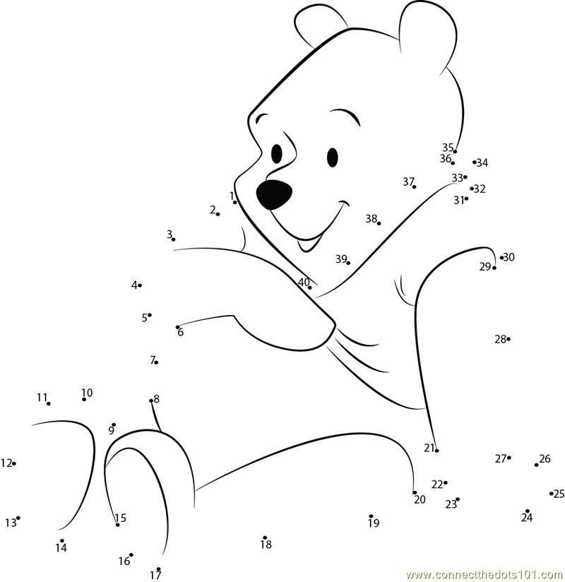 Dot to Dot Printable Coloring eBook Printable 52 Pages on CD