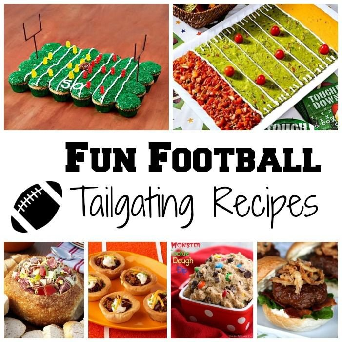 175+ Tailgating and Game Day Recipes eBook on CD Printable
