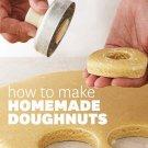 173 Delicious DOUGHNUT Recipes eBook on CD Printable