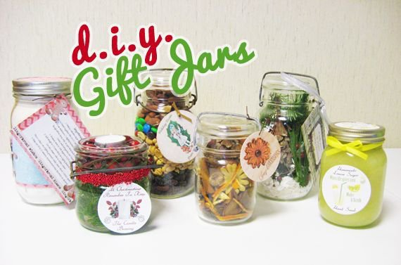 200 GIFTS IN A JAR Recipes eBook on CD Printable