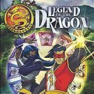 Legend of the Dragon PS2 Game - Blue Back Label
