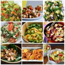 350 Ultimate SALAD RECIPES eBook on CD Printable - Free Combined Shipping