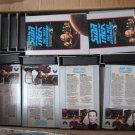 Star Trek TNG The Next Generation Collectors Edition (VHS) 50 Tape Set Lot 100
