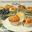Muffin Recipes eBook on CD Printable