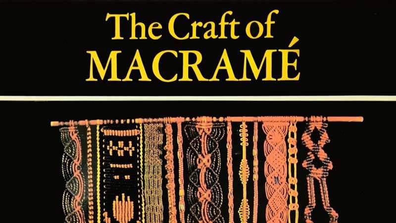 Beginners Guide To Learn Macrame eBook on CD Printable