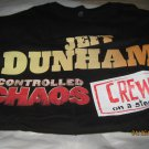 RARE Jeff Dunham Crew T Shirt Collectible