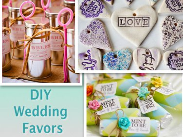 Wedding Favours, Gifts & Tips eBook on CD Printable