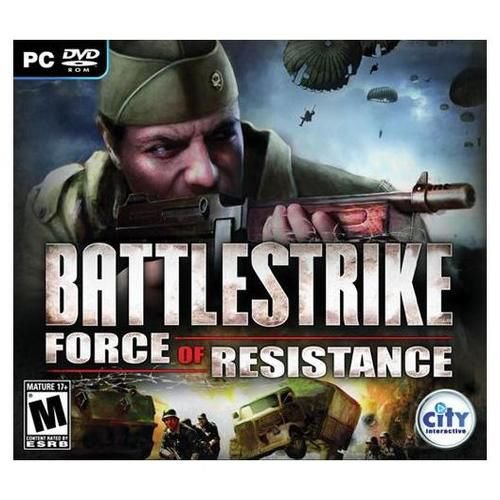 Battlestrike Action Pack (The Royal Marines Commando & Force of Resistan PC Game