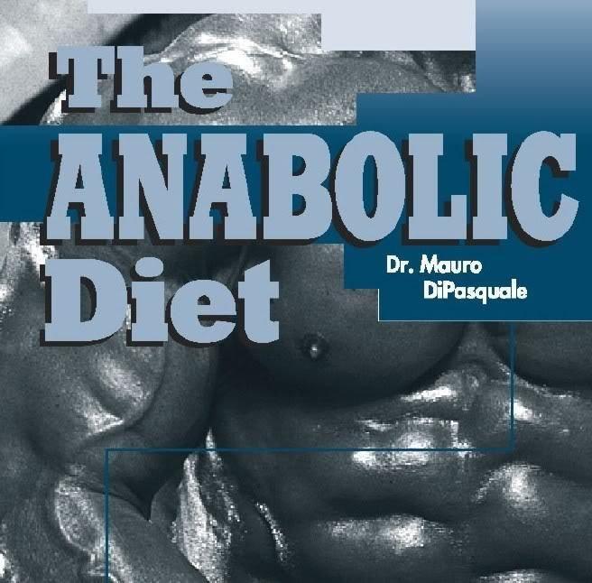 THE ANABOLIC DIET - All Natural Dieting More Muscle Less Body Fat & It on CD
