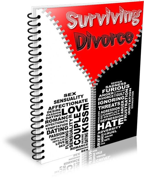 Surviving A Divorce eBook on CD Printable