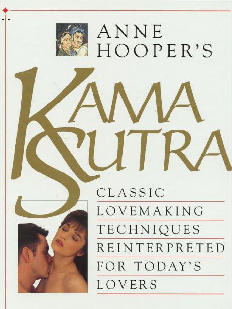 Kama Sutra Sex Positions Anne Hooper eBook on CD Printable
