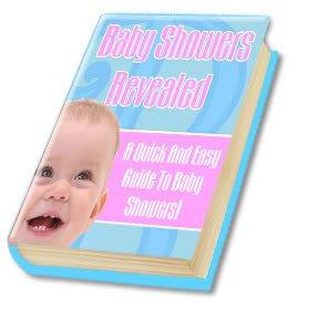 DIY Baby Shower Made Easy Guide eBook on CD Printable