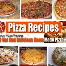 212 PIZZA & SAUCE & DOUGH Recipes eBook