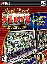 Reel Deal Slots American Adventure PC Game