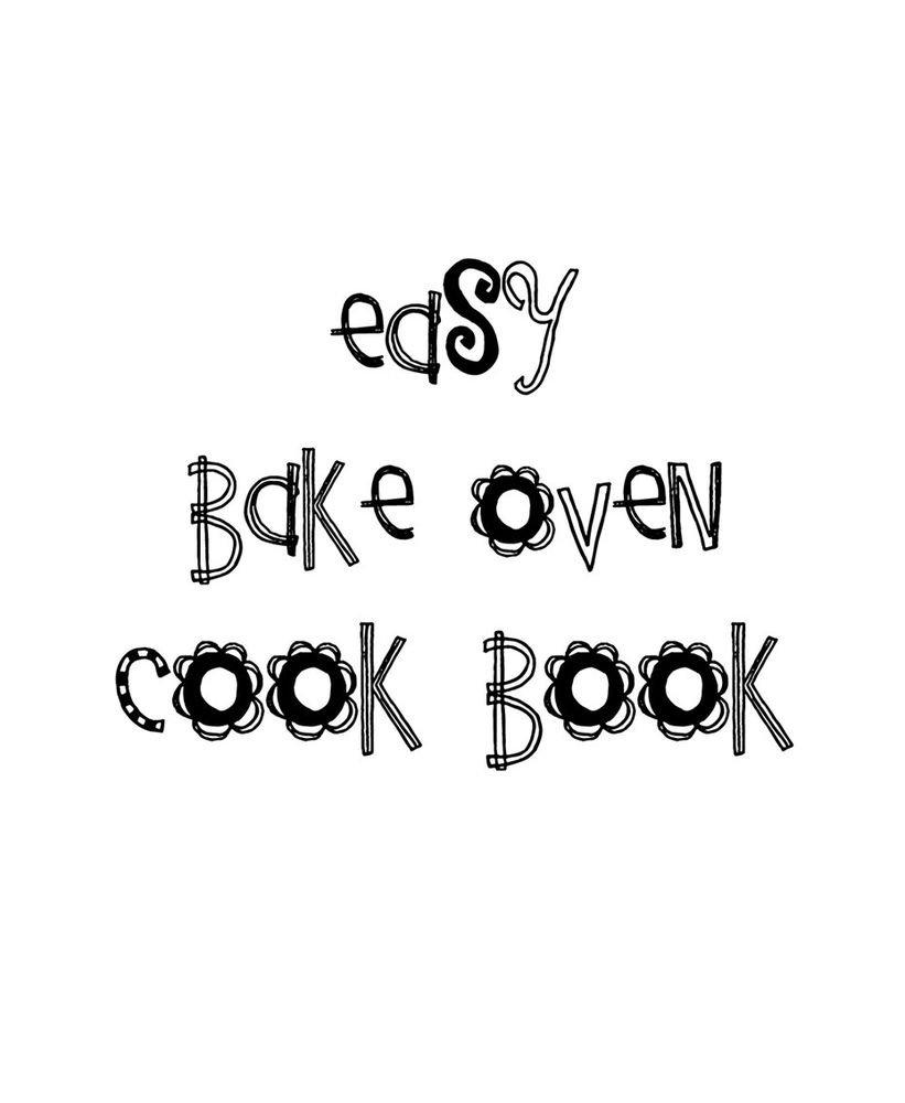 Easy Bake Oven Cookbook eBook 230 RecipesCookies/Brownies/Cakes/Frosting & More