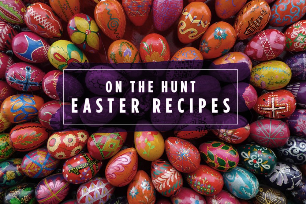 40 Easter Recipes eBook on CD Printable