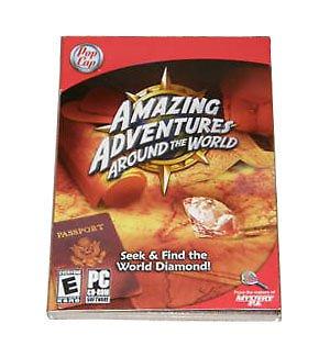 Amazing Adventures: Around the World HIDDEN OBJECT PC Game