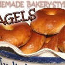 BAGEL RECIPES eBook