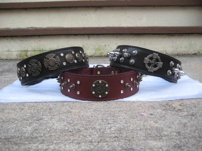 Celtic Pride Dog Collar