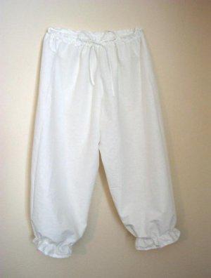 XSMALL Womens Renaissance Bloomers Trousers Underwear