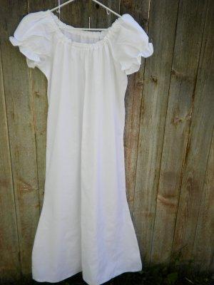 MEDIUM Womens Renaissance Gown Short Sleeve